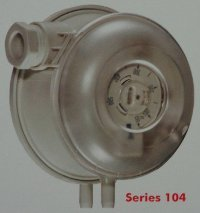 Differential Pressure Switch (Series 104) in  Vikhroli (W)