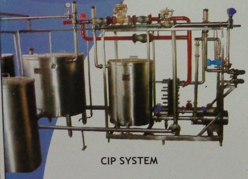 CIP SYSTEM in  60-Sector