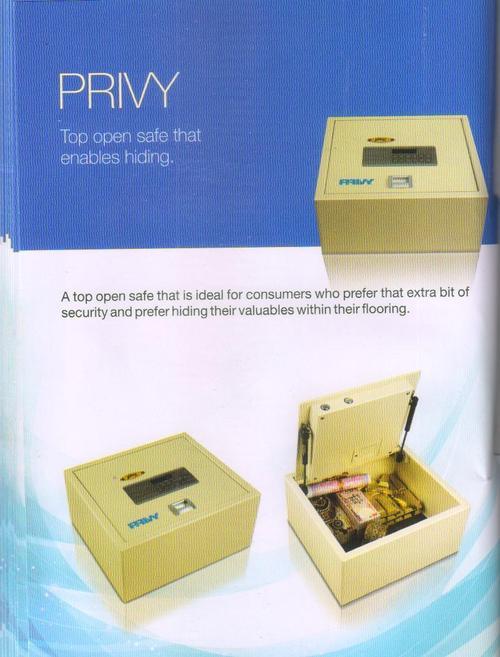 Privy Electric Safe in  East Patel Nagar