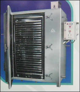 Tray Oven Dryer  in  63-Sector