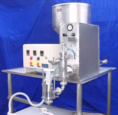 Viscous Product Manual Filling Machine in  63-Sector