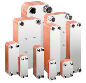 Brazed Plate Heat Exchanger in  63-Sector