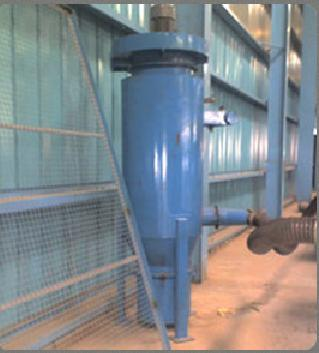 Dust Collection System in  Old Washermentpet
