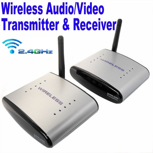 Wireless AV Transmitter and Receiver