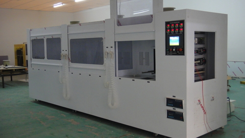 LCD Etching Machine