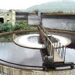 Water Treatment Clariflocculators