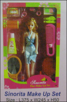 Sinorita Make Up Set Toy in  Dsidc Packaging Complex (Kirti Nagar)