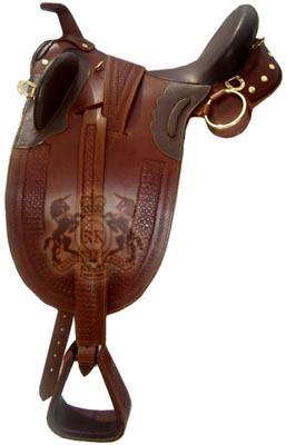 Western Stock Saddles