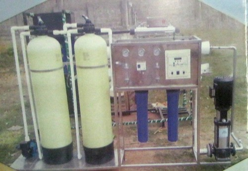 Sand Filter - Stainless Steel (500 Lph) in  Thirumullaivoyal