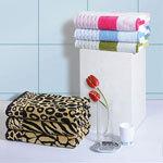 Fancy Bathroom Towels