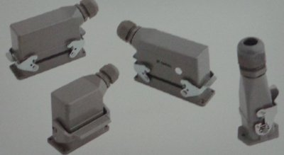 Heavy Duty Multiple Connector (Male and Female)