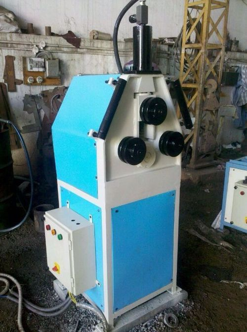 Hydraulic Pipe Bending Machines : Hydraulic pipe bending machine in ahmedabad gujarat v m