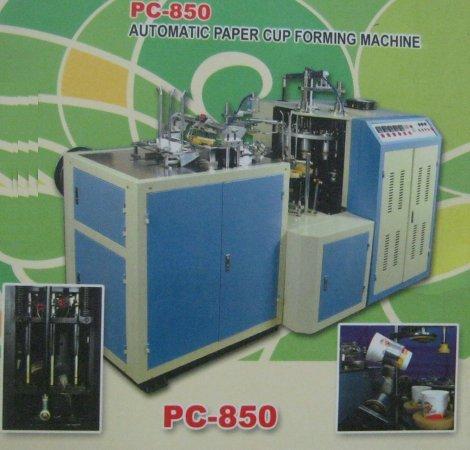 paper cup machine manufacturers