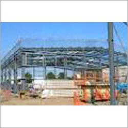Fabricated Steel Frame Structure in  Sarojini Devi Road