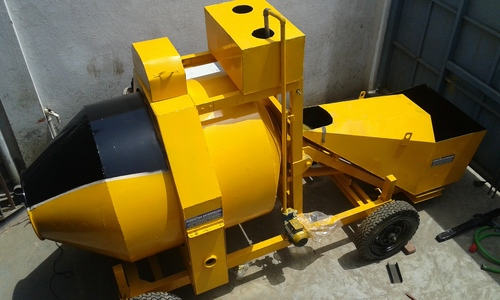 Concrete Mobile Batching Machine in  New Area