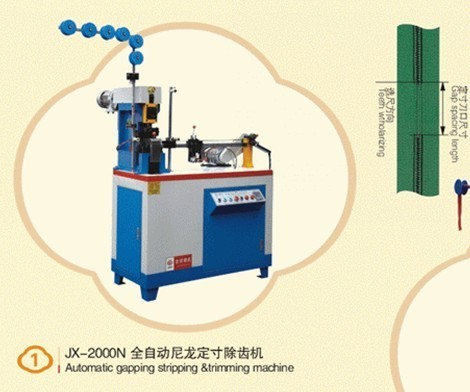 Auto Gapping Cleaning Machine  in  Dongshan Economic Zone