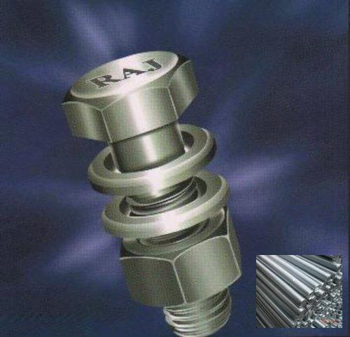 ASTM A453 GR.660 Studs Bolt And Nuts