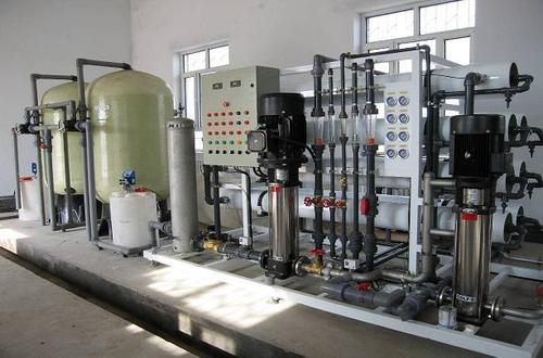 Packaged Drinking Water Production Line  in  63-Sector