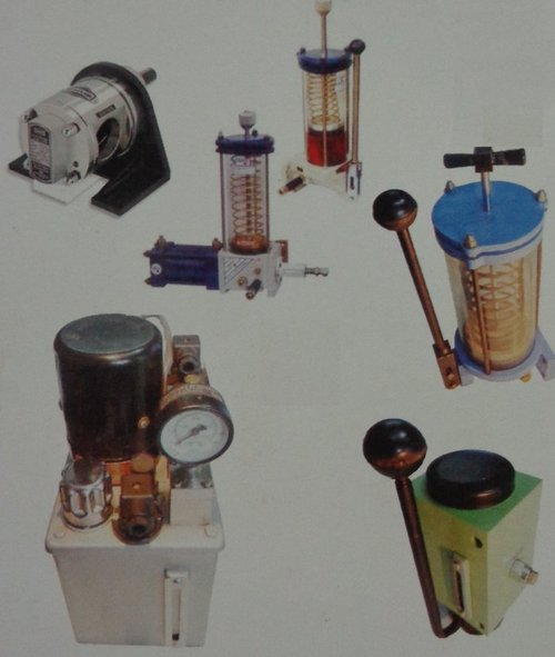 Lubrication Pump