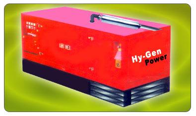 Industrial Generator Soundproof Canopy