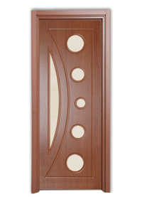 Designer Door With PVC Membrane Coating Multi Color (PS-034)