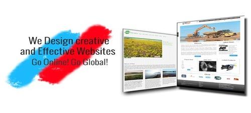 Flash Web Design Service in   Rajwada
