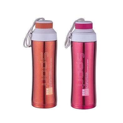 S/S Vacuum Sports Bottle