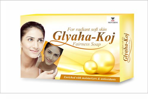 Glyaha-Koj (Glycolic acid & Kojic acid) Soap