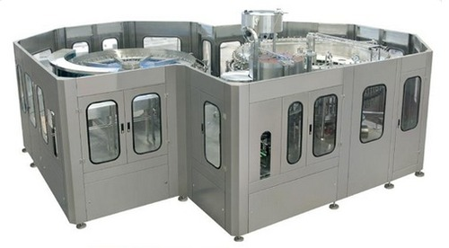 Mineral Water Filling Line