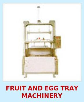 Fruit And Egg Tray Machine