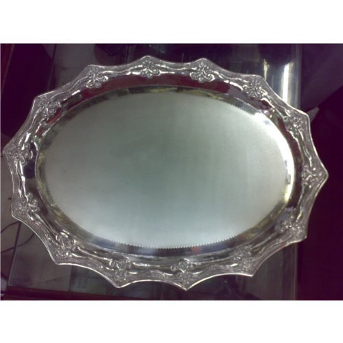 Silver Serving Tray in  Lajpat Nagar - Ii