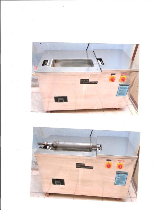 Anilox Roller Cleaning System