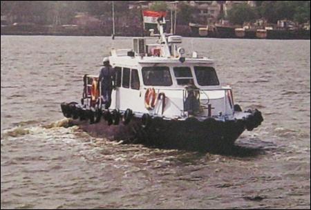 Multi Utility Fast Crew And Survey Boat (Aero Pride) in  Darukhana
