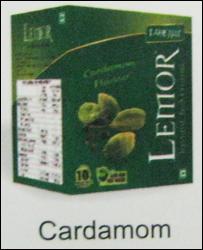 Lemor Cardamom Tea