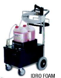 Idro Foam Rinse 200 Machine