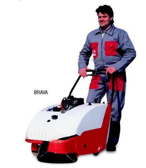 Brava Sweeping Machine in  New Area