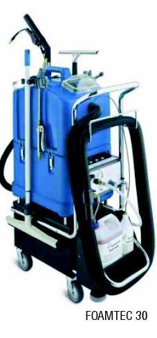 Foamtec 30 Machine