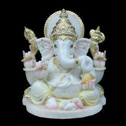 God Ganesha Statue  in  Mansarover Garden