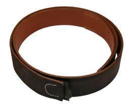 Leather Army Belt in  Pul Methai Chowk [Sb]