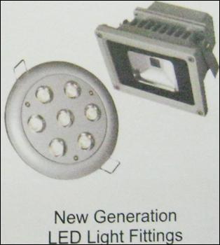 New Generation LED Light Fittings