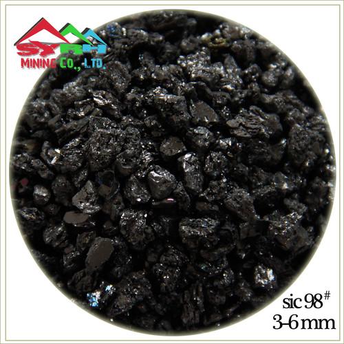 Silicon Carbide 98% 3-6mm