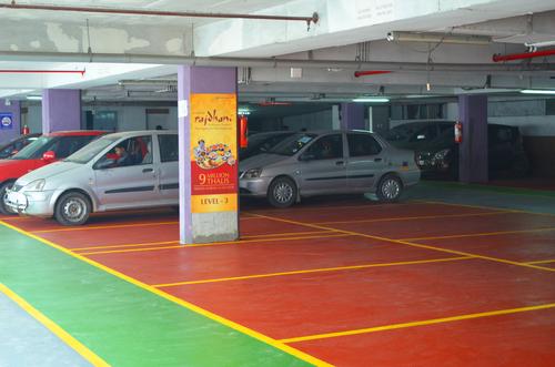 Polyurethane Car Park Deck Coating System in  Ashok Nagar