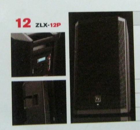 Two-Way Powered Loudspeaker (ZLX-12P)