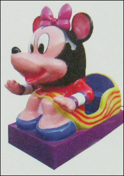 Kids Rides Minnie Mouse