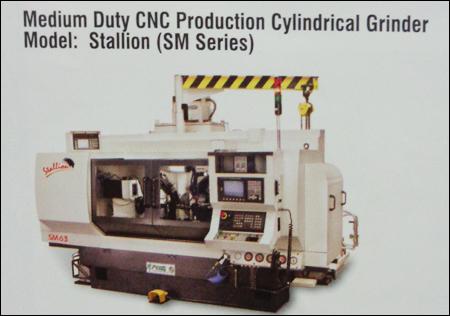 Medium Duty CNC Production Cylindrical Grinder in  Peenya Third Phase