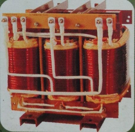 Aluminium Strip Wound Transformer