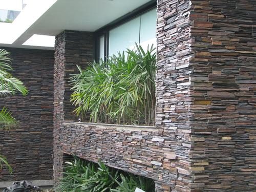 Elevation Stone Cladding : Elevation stones in goyal nagar indore manufacturer and