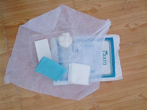 laazo dialysis dressing kit in hyderabad telangana medrock. Black Bedroom Furniture Sets. Home Design Ideas