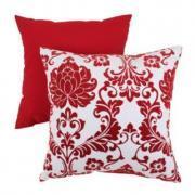 Flock Cushion (Flock Fabric Design)