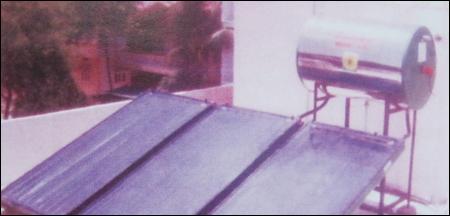 Solar Water Heaters-300lpd